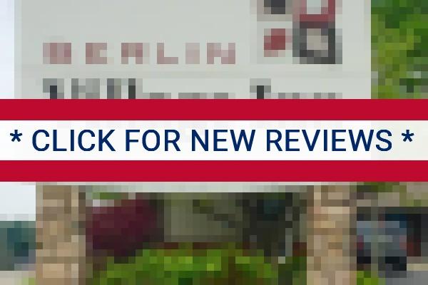 berlinvillageinn.com reviews